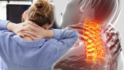 Boyun düzleşmesi nedir? Boyun düzleşmesi neden olur? Boyun düzleşmesinin tedavisi var mıdır?