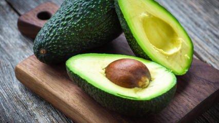 Avokadonun faydaları nelerdir? Avokado tüketimi! Kan basıncını dengeleyen mucize meyve...