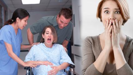 Doğum korkusu için dua! Normal doğum korkusu nasıl yenilir? Doğum stresi ile başa çıkmak için..