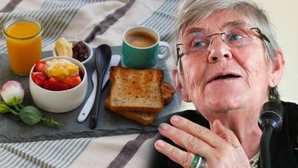 Canan Karatay'dan diyete uygun kahvaltı tarifleri! Diyet kahvaltı tabağı nasıl hazırlanır?