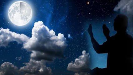 Teheccüd namazı kaç rekat ve nasıl kılınır? Teheccüt namazı kılınışı