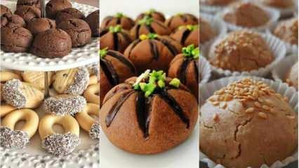En kolay ve lezzetli kurabiye tarifleri! Yeni kurabiye tarifleri neler?