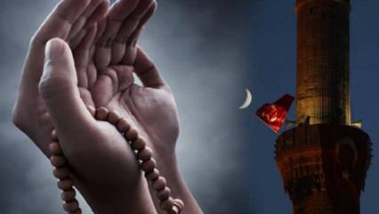 Ezan okunurken yapılacak dua! Ezan duası nedir, Ezan duasının faziletleri