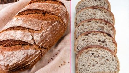 En kolay siyez unlu ekmek tarifi! Siyez buğdayı nasıl kullanılır ve faydaları nelerdir?