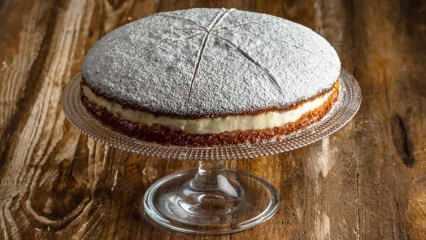 En kolay Alman pastası nasıl yapılır? Alman pastası yapmanın püf noktaları