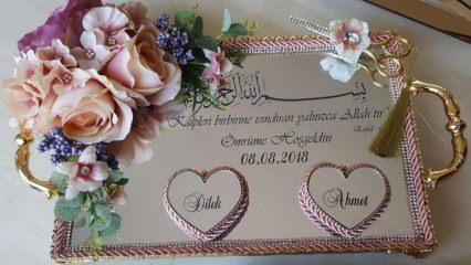Söz kesme ve nişan duası! Nişanda ve Söz keserken okunacak Arapça dua