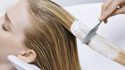 Kışın evde saç bakımı nasıl yapılır? En kolay saç bakımı yöntemi