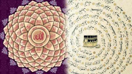 Allah'ın en güzel 99 ismi sıralaması! Esmaü'l- Hüsna (Allah'ın 99 ismi) anlamı ve faziletleri