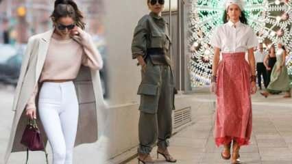 2021 İlkbahar/yaz Milano moda haftası sokak stili| 2021'de moda dünyasını neler bekliyor?