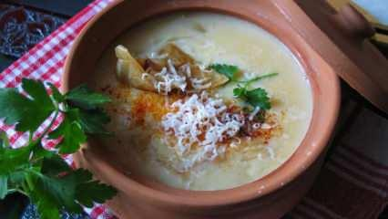 Kremalı sebze çorbası nasıl yapılır? Kremalı sebze çorbasının püf noktaları