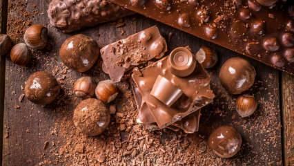 Çikolata nasıl rendelenir? Çikolatayı kolay rendeleme yolları