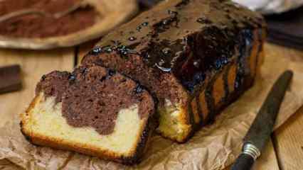 En kolay baton kek nasıl yapılır? Baton kek pişirmenin püf noktaları