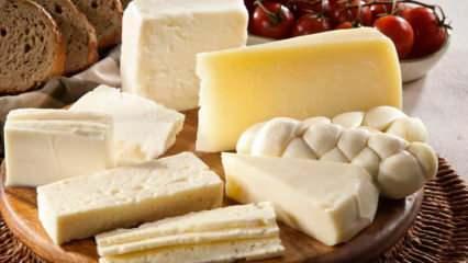Peynir nasıl saklanır? Peynir buzdolabından nasıl saklanır