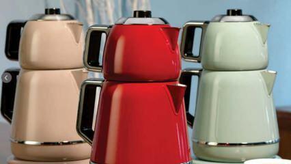 Çay makinesi modelleri ve fiyatları 2021