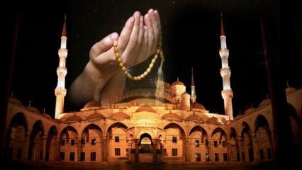 Kadir gecesi ne zaman? Kadir gecesinde okunacak dua! Kadir gecesinin önemi...