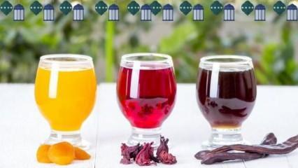En kolay komposto tarifleri neler? Ramazan ayına özel 3 komposto tarifi