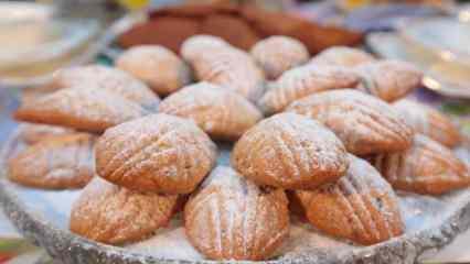 En kolay hurmalı kurabiye nasıl yapılır? Arap Mamül yapılışı ve püf noktaları