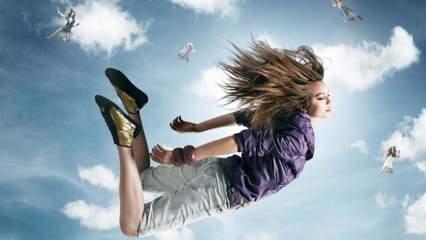 Rüyada uçmak ne anlama gelir? Diyanet'e göre rüyada uçtuğunu görmek ne demek! Rüyada havalanmak