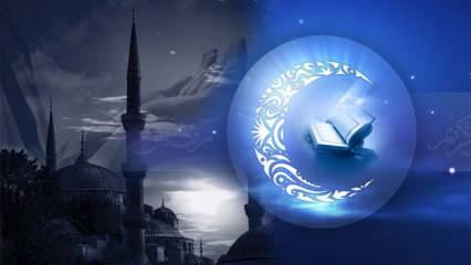 Peygamberimizin Kadir gecesi duası: Allahümme inneke afüvvün okunuşu ve anlamı!