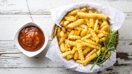 Çıtır patates kızartması nasıl yapılır (detaylı anlatım): Tarifi & püf noktaları!