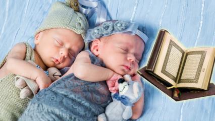 Kulağa hoş gelen en güzel bebek isimleri! Kuranda geçen kız ve erkek bebek isimleri anlamları