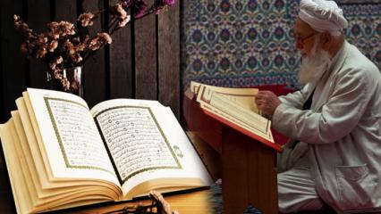 Kuran-ı Kerim'de hangi sure kaçıncı cüz ve sayfada? Kuran-ı Kerim sureleri konuları