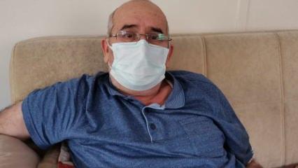 36 gün kaldığı yoğun bakımda 2 kez kalbi duran hasta koronavirüsü yendi!