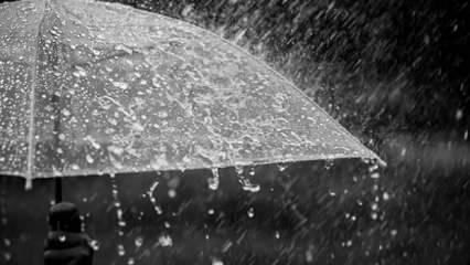 Rüyada yağmur yağdığını görmek neye işaret? Rüyada yağmurda yürümek ve ıslanmak...