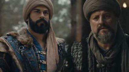 Dündar Bey Osman'dan kaçmak için Bizansa sığınır! Kuruluş Osman 53. bölüm 1. fragmanı