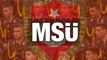 2021 MSÜ tercih sonuçları ne zaman açıklanacak? Milli Savunma Üniversitesi tercih sonuçları tarihi...