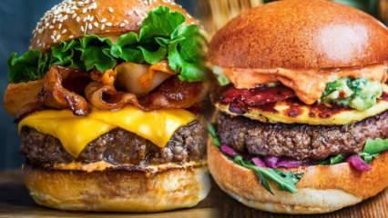 Mutlaka gidilmesi gereken en iyi hamburgerciler