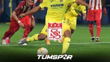 Sivasspor yıldız oyuncu için yeniden devrede... 22 Haziran Sivasspor transfer haberleri!