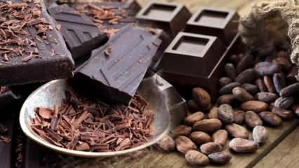 Bitter çikolatanın faydaları nelerdir? Günlük bitter çikolata ne kadar tüketilir?