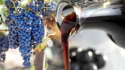 Üzüm pekmezi faydaları nelerdir? Sabahları aç karnına üzüm pekmezi içmek kan yapar mı?