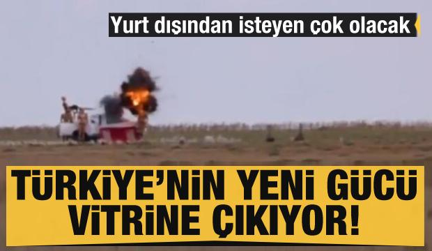 Türkiye'nin yeni gücü Alpagu vitrine çıkıyor! Yurt dışından isteyen çok olacak