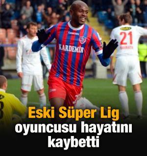 Eski Süper Lig oyuncusu Shelton hayatını kaybetti