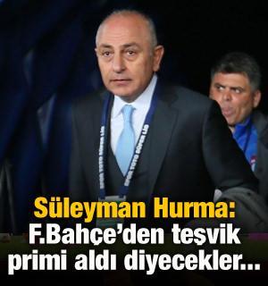 Süleyman Hurma: Beşiktaş maçında elimizden geleni yapacağız