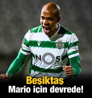Beşiktaş, Joao Mario için devrede!