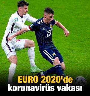 EURO 2020'de koronavirüs vakası