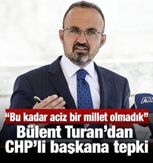 AK Partili Turan'dan, Bolu Belediye Başkanı'na Çanakkale üzerinden tepki