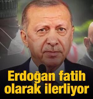 Le Point: Erdoğan fatih olarak ilerliyor